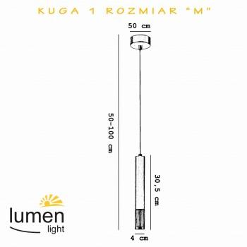LUMEN 3525 KUGA 1 M PATYNA LUMEN LIGHT - 2