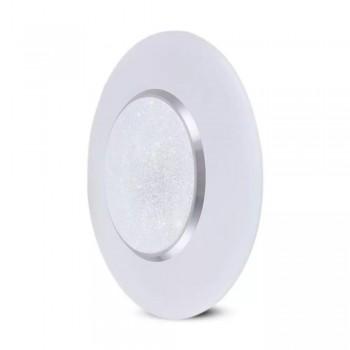 PLAFON LED 60W LAMPA SUFITOWA Z PILOTEM  - 1