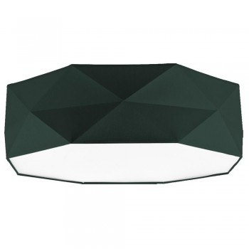 Nowoczesny plafon materiał TK Lighting TK LIGHTING - 1
