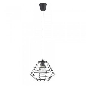 Lampa wisząca czarna druciana TK Lighting TK LIGHTING - 1