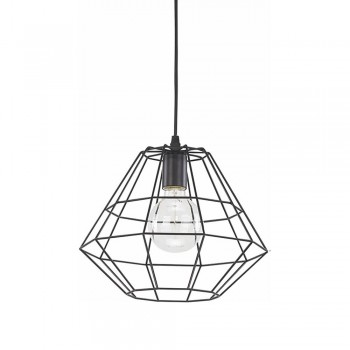 Lampa wisząca czarna druciana TK Lighting TK LIGHTING - 2