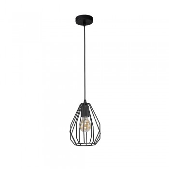 Lampa wisząca druciana czarna TK Lighting TK LIGHTING - 1