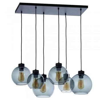 Szklana nowoczesna lampa wisząca TK Lighting TK LIGHTING - 1
