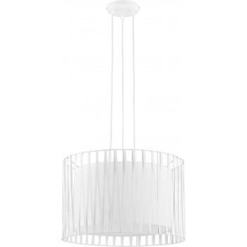 Nowoczesny biały abażur TK Lighting TK LIGHTING - 1
