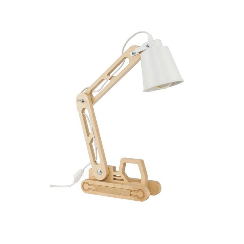 Drewniana lampka nocna Lift TK Lighting TK LIGHTING - 1