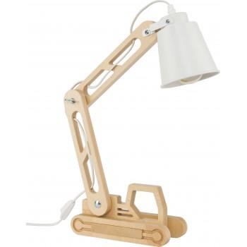 Drewniana lampka nocna Lift TK Lighting TK LIGHTING - 2